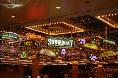 Showboat Casino Atlantic City