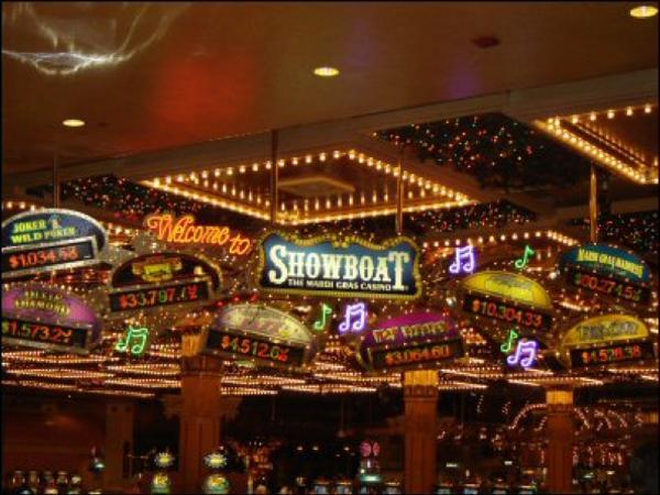 Showboat Casino Atlantic City