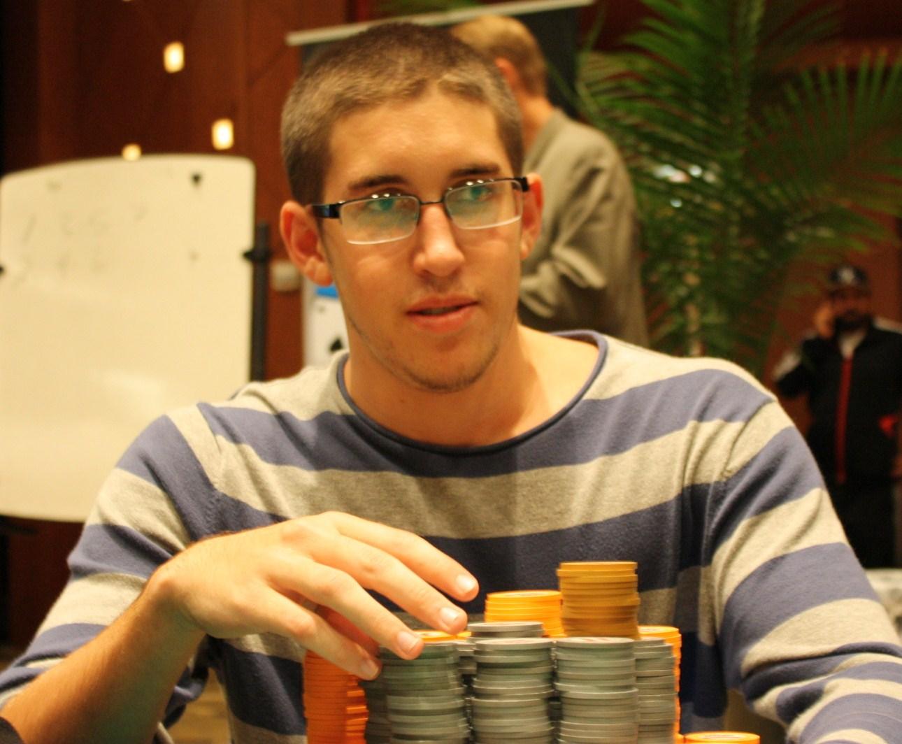Daniel Colman Takes Down SHRPO 2014