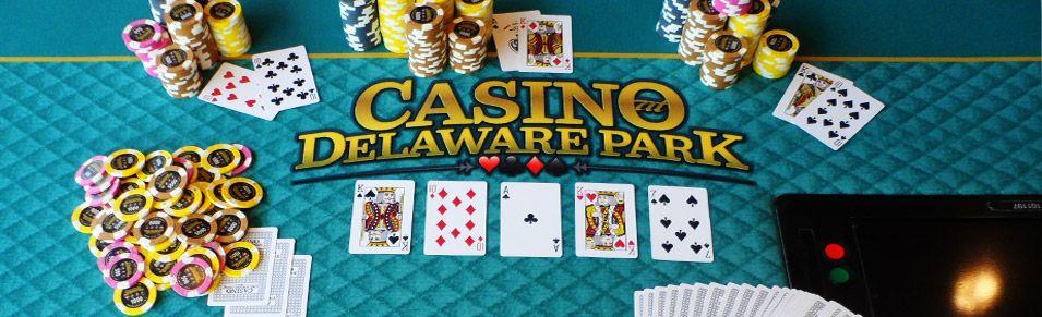 Delaware Park leads August online revenues