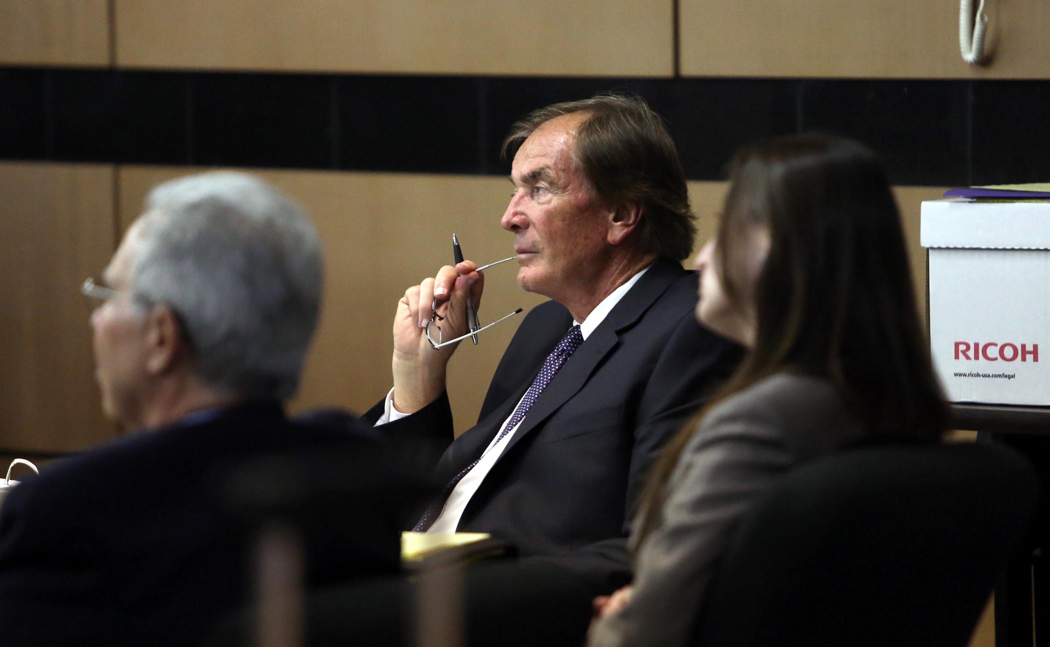 Glen Straub bids on Revel Casino