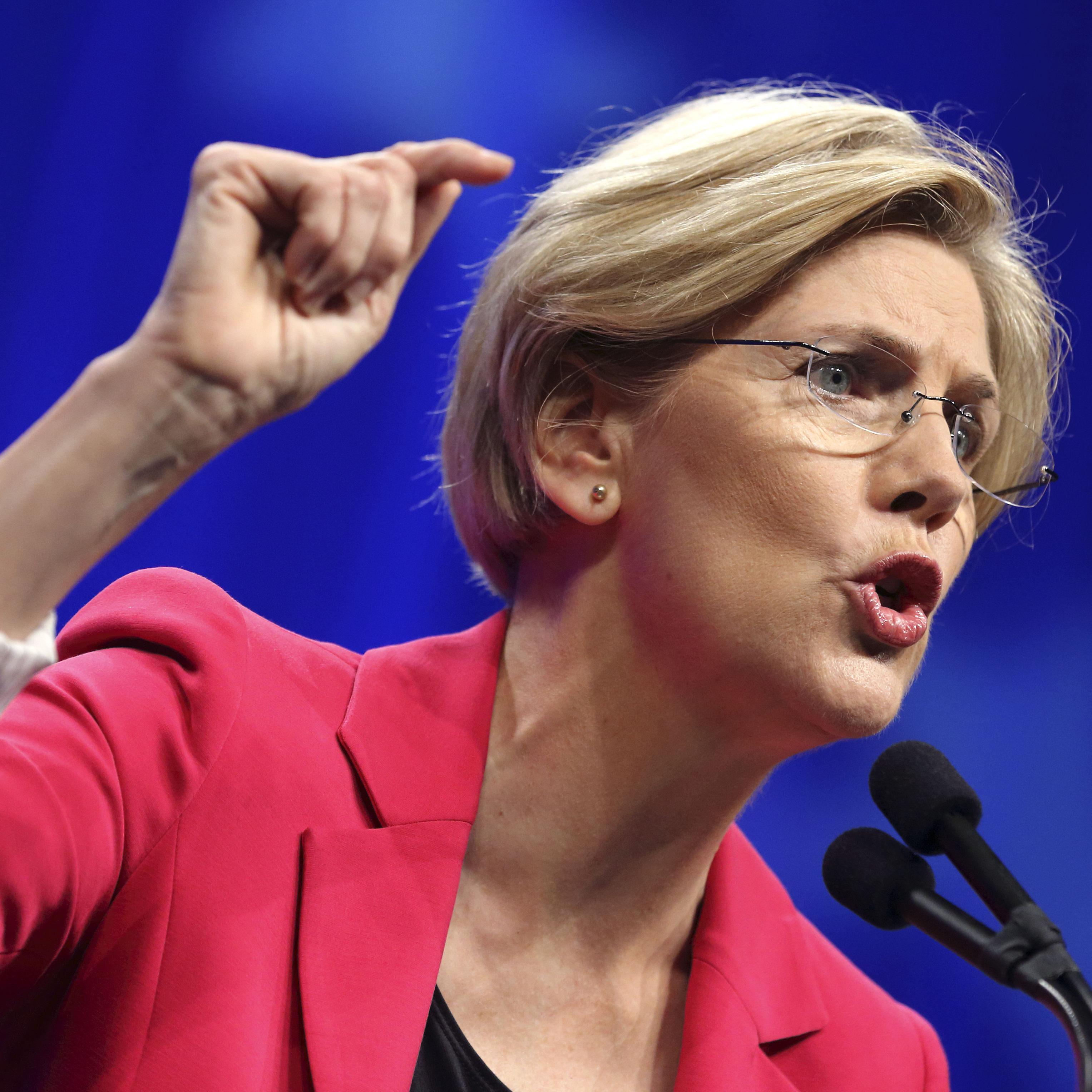 US Senator Elizabeth Warren backs casino repeal in Massachusetts