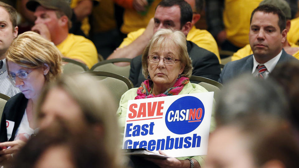 New York State casino hearings