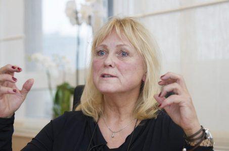 Norwegian Culture Minister Thorhild Widvey