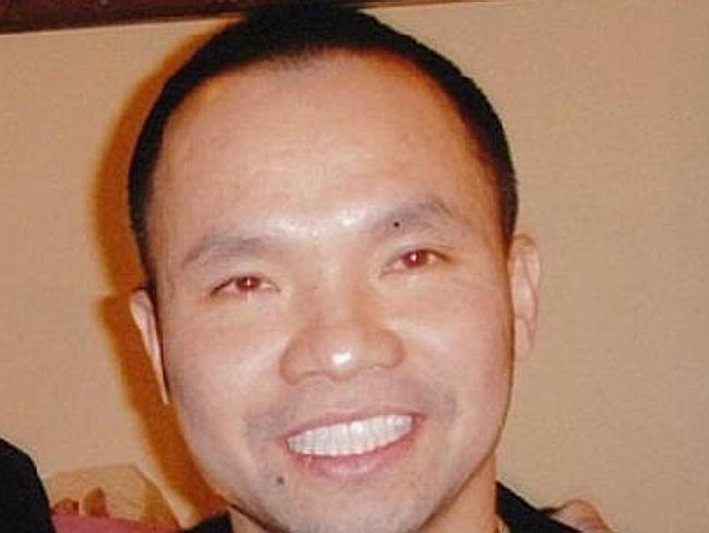 Peter Tan Hoang found shot