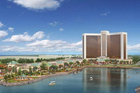 Wynn Everett Massachusetts casino design