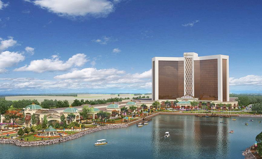 Wynn Everett Massachusetts casino design