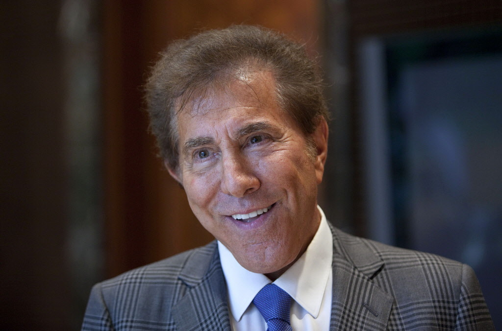 Wynn Everett a win for Steve Wynn