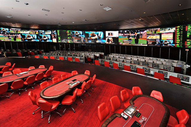 las vegas sports gambling casinos