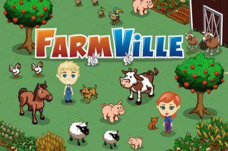 Farmville real money social media games