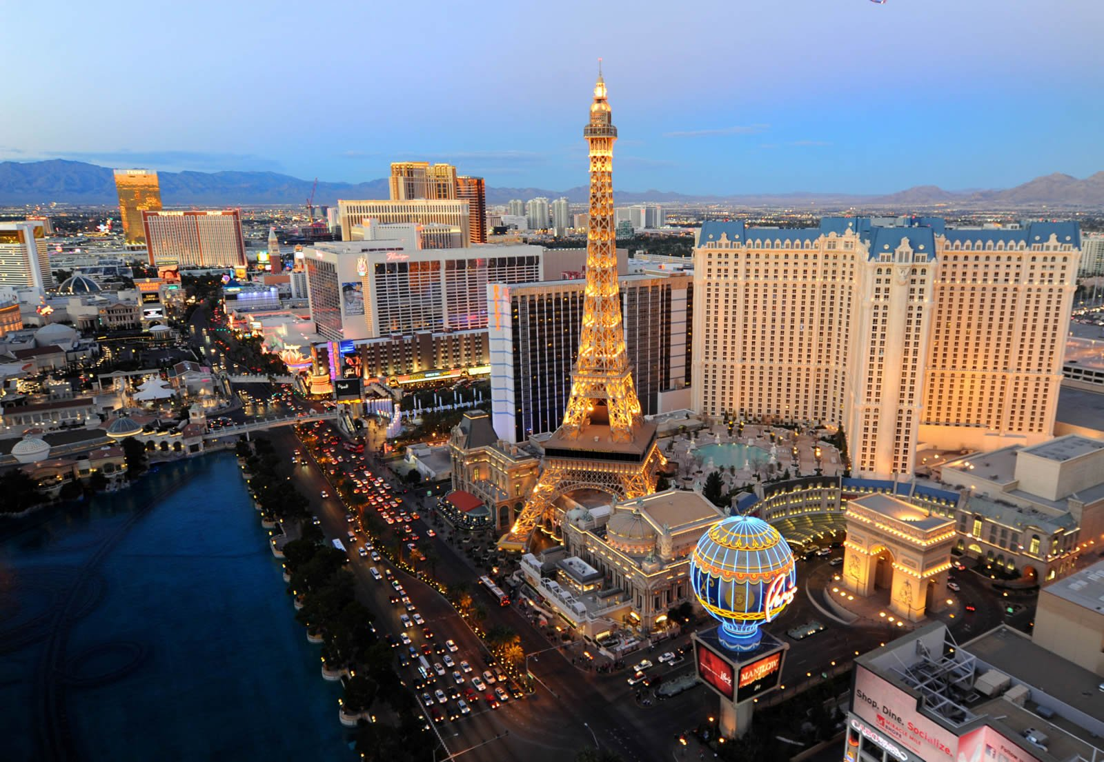 Nevada gaming revenues down September 2014
