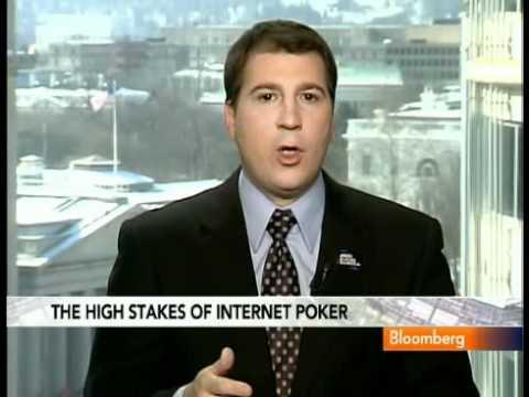 Poker Players Alliance President John Pappas