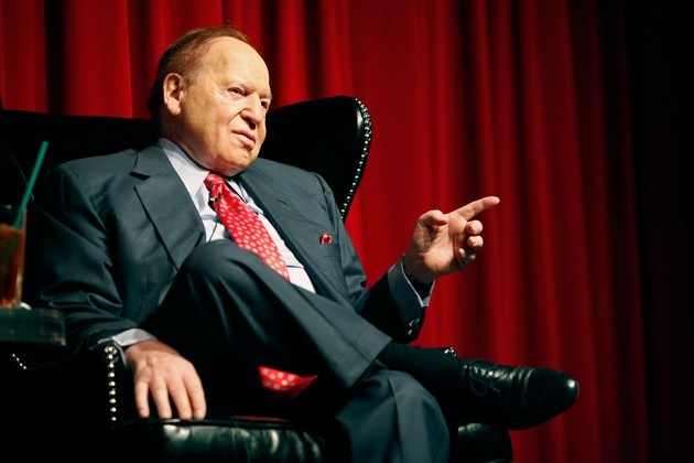 Sheldon Adelson North Jersey casino