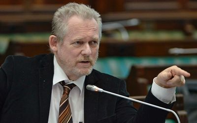 South African Trade and Industry Minister Rob Davies