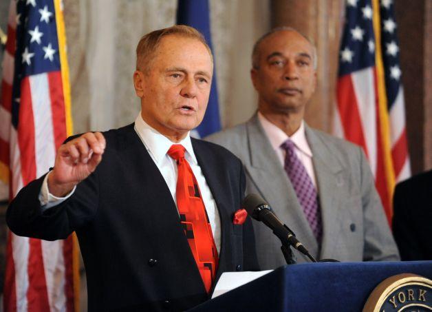 State Senator John Bonacic Let NY Play