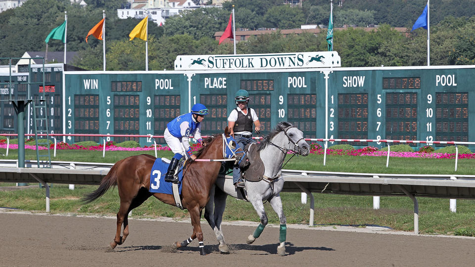 Suffolk Downs lost casino bid