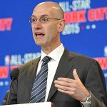 NBA Commissioner Adam Silver Pushing for Legal US Sports Betting