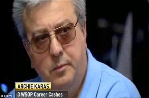 archie karas