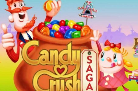 Candy Crush Saga online games New Jersey