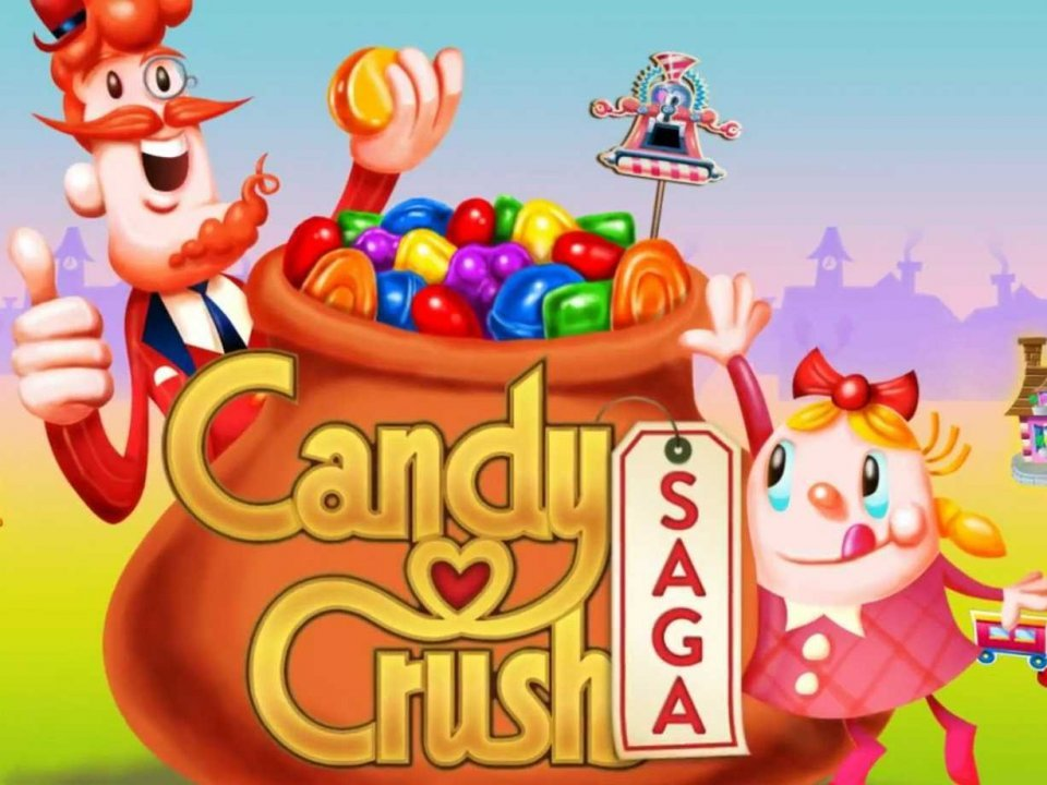 Candy Crush Saga online games New Jersey