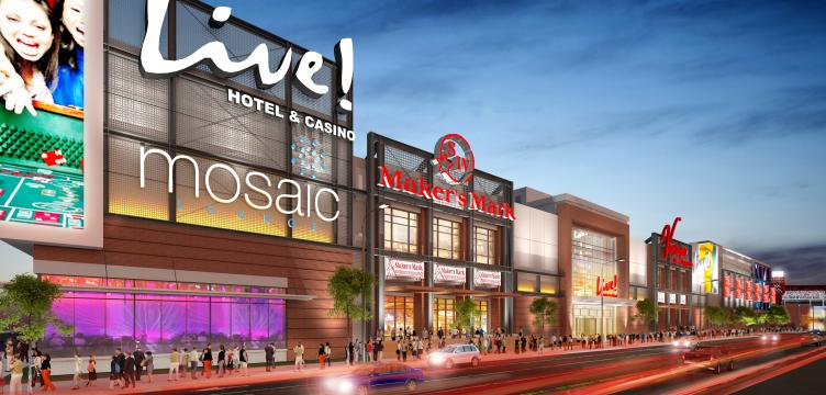 Live! Hotel and Casino South Philadelphia