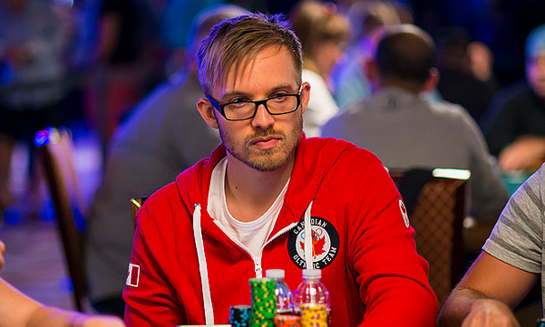 Martin Jacobson Sweden WSOP Main Event
