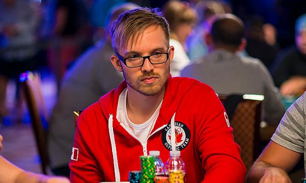 Martin Jacobson Sweden WSOP Main Event