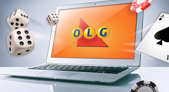 PLayOLG.ca logo Ontario Lottery