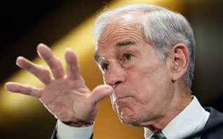 Ron Paul fights Internet gambling ban