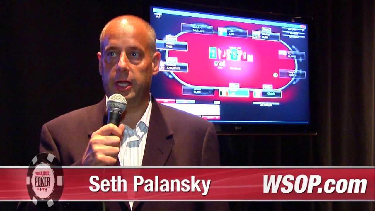 Seth Palansky of Caesars Interactive