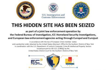 Silk Road 2.0 operator arrested