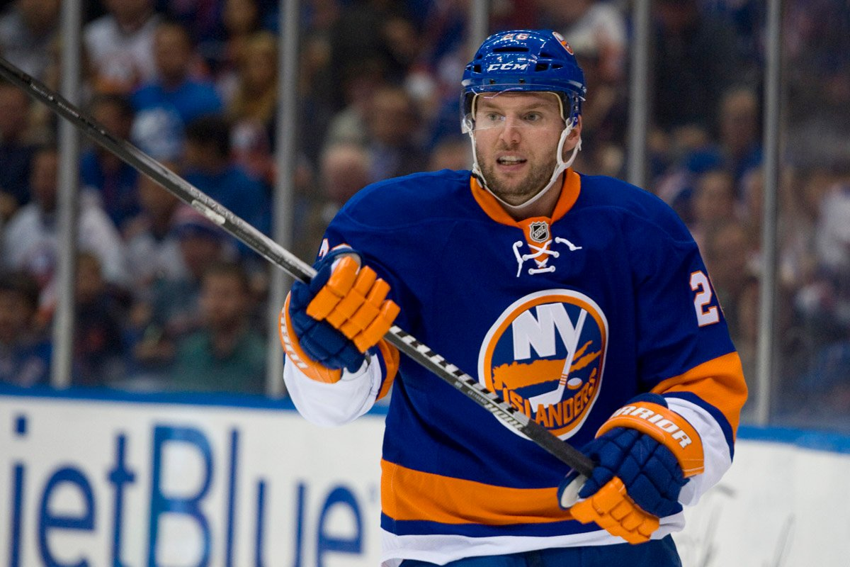Vanek Questioned About Case in July