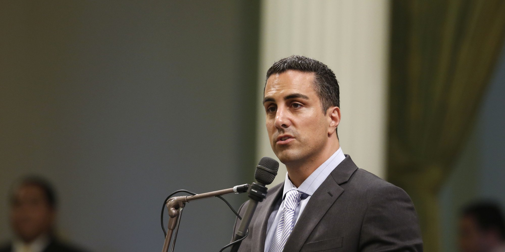 California Assemblyman Mike Gatto online poker bill