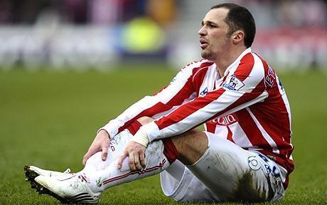 Matthew Etherington Stoke City
