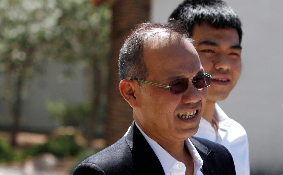 Paul Phua not guilty plea