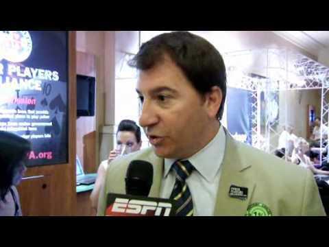 Poker Players Alliance John Pappas California poker bill