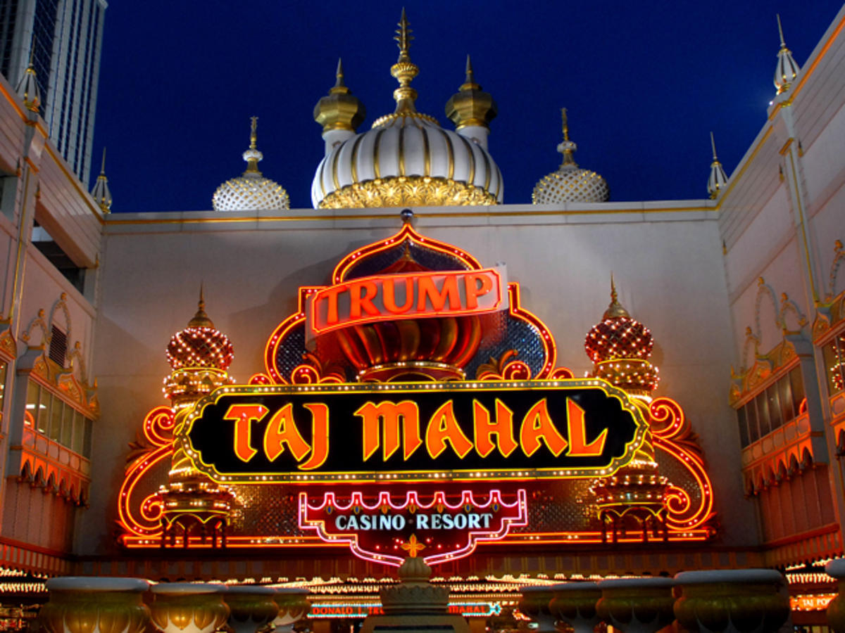 Trump Taj Mahal shutting down Atlantic City