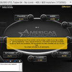 Winning Millions Poker Tournament Stopped by DDoS Attack