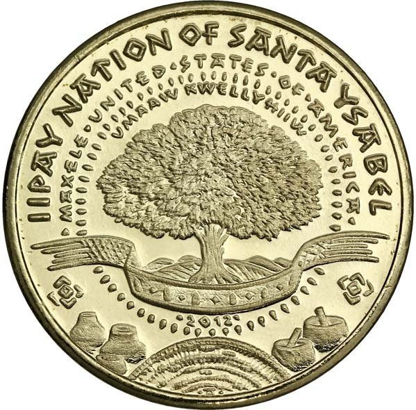 Seal of the Iipay Nation of Santa Ysabel