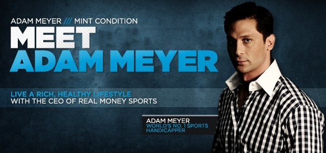 Adam Meyer, CEO, Real Money Sports