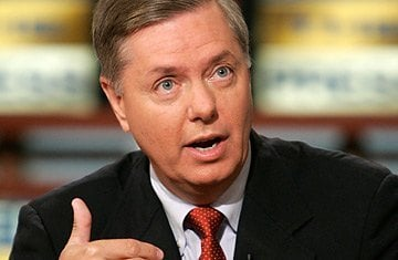GOP Senator Lindsey Graham South Carolina