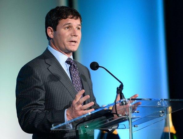 Geoff Freeman, AGA president.