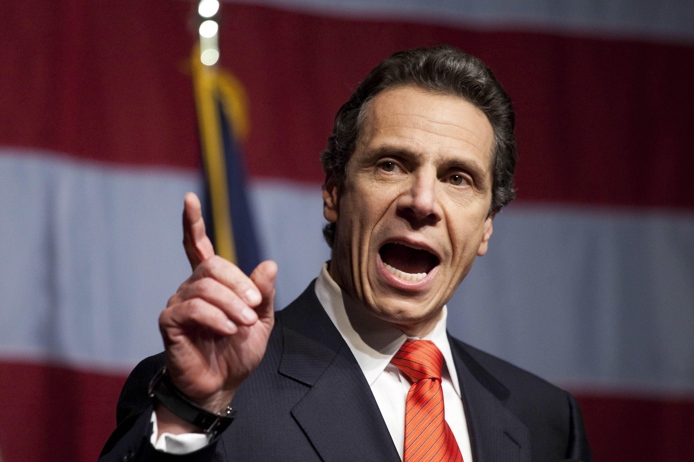 New York Governor Andrew Cuomo fourth casino license