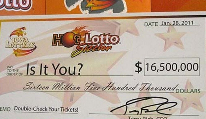 Iowa Lottery worker arrested Hot Lotto
