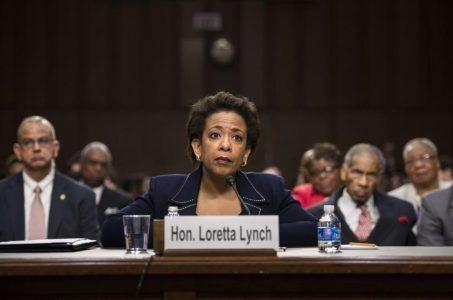 Loretta Lynch Attorney General nominee