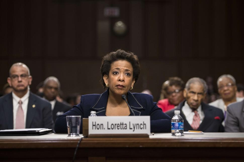 Loretta Lynch Attorney General nominee