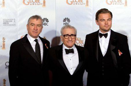 De Niro, Scorsese and DiCaprio