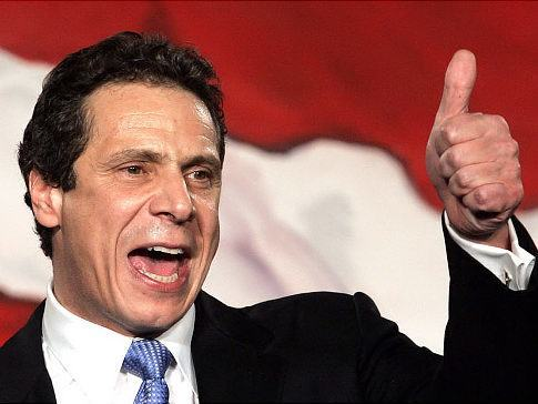 NY Governor Andrew Cuomo Southern Tier casino