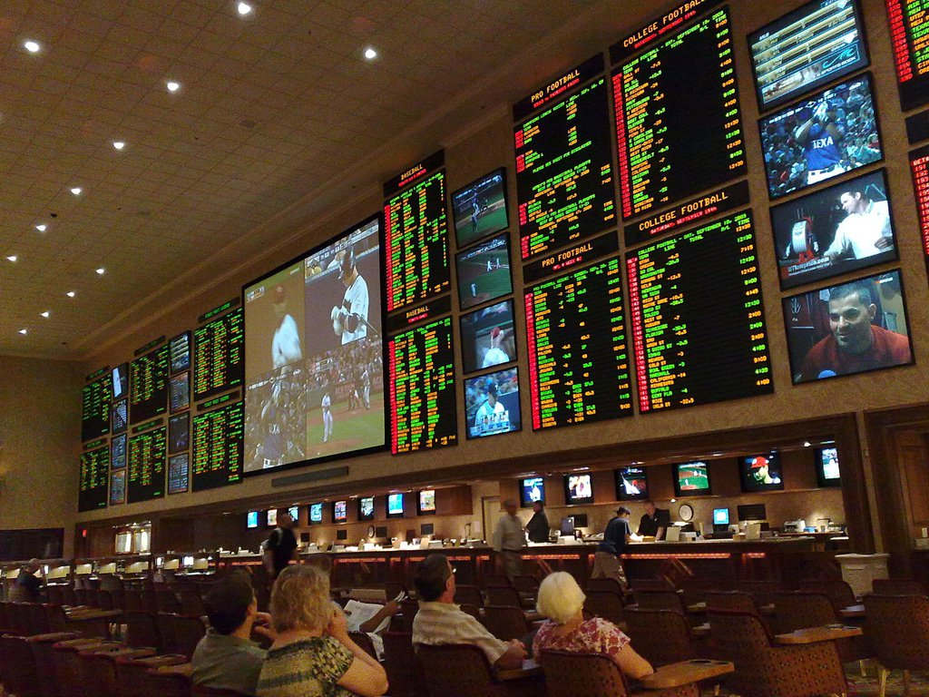 New Jersey battles sports leagues over sports betting