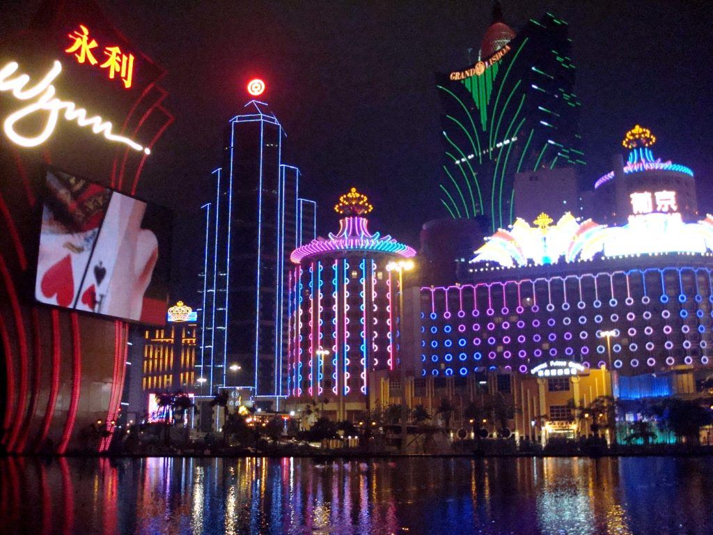 Macau casino revenue tax hike